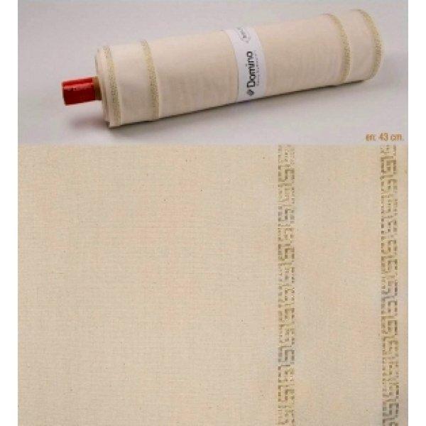 NK07032 Ткань для вышивания рушников Antik Infinitive Gold 29ct (шир.45см). Anchor.Равномерная ткань.метраж