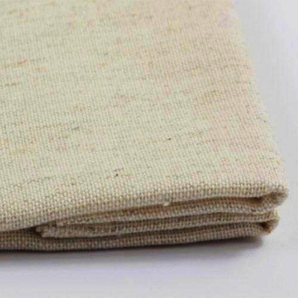 40 Оксамит. Ткань равномерная  домотканая (лен) 50х50см. Коломийські тканини.Ткань для свободных техник