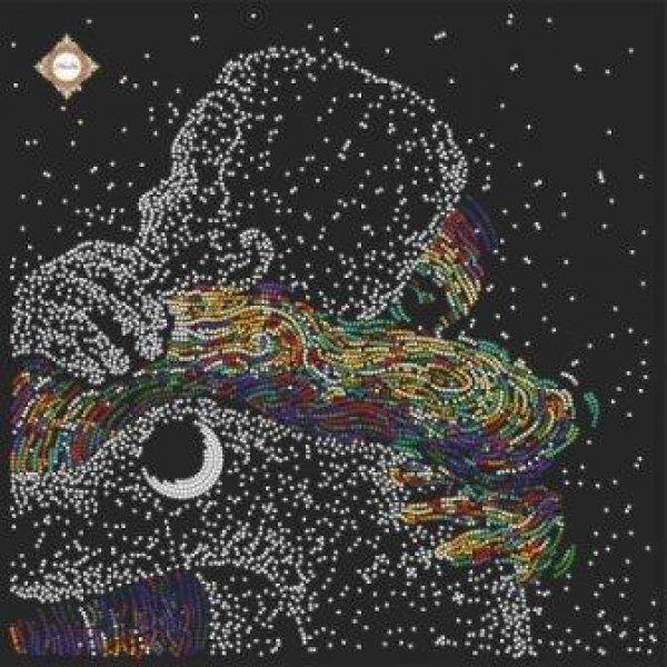 СЛ-3382 Вселенная Любви. Схема для частичной вышивки бисером. ТМ Миледи, Украина