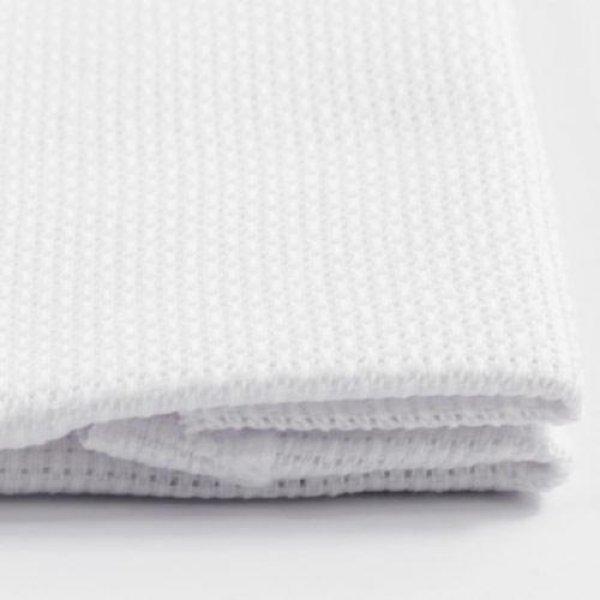 ВТ-11 Ткань для вышивки Аида11ct (белый) 50х50см. Коломийські тканини.Канва для вышивки