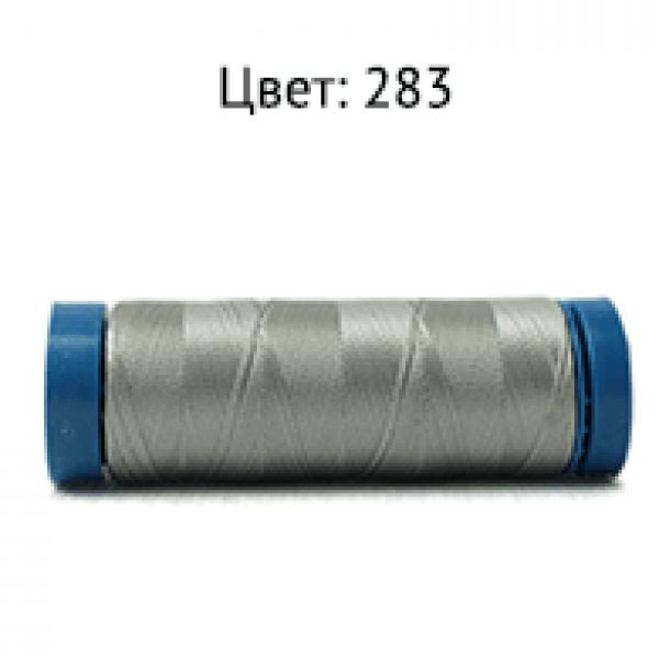 283/F678  Нить  бисерная (серо-стальной) 200Y 120D/2 .Dor Tak